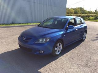 Used 2004 Mazda MAZDA3 Familiale sport à 5 portes GS, boîte aut for sale in Quebec, QC