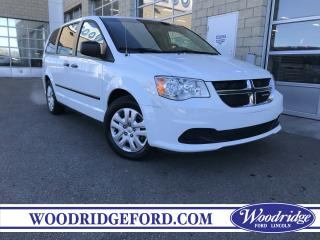 Used 2017 Dodge Grand Caravan CVP/SXT for sale in Calgary, AB