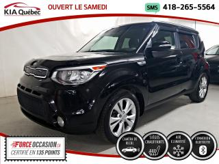 Used 2016 Kia Soul EX+* SIEGES CHAUFFANTS* A/C* CAMERA* for sale in Québec, QC