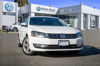 Used 2014 Volkswagen Passat 2.0 TDI Highline <b>*0% FINANCING AVAILABLE* *DIESEL*  *SUNROOF* *LEATHER* *BLUETOOTH* *HEATED SEATS*<b> for sale in Surrey, BC