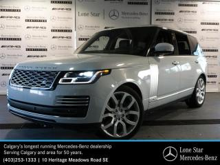 Used 2018 Land Rover Range Rover V8 Autobiography Supercharged LWB for sale in Calgary, AB