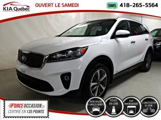 Used 2019 Kia Sorento EX* V6* PREMIUM* AWD* SPECIAL DEMO* CUIR* for sale in Québec, QC
