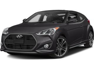 Used 2017 Hyundai Veloster Turbo ACCIDENT FREE & BC OWNED for sale in Abbotsford, BC