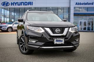 Used 2018 Nissan Rogue SL BC OWNED & ACCIDENT FREE for sale in Abbotsford, BC