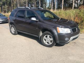 Used 2007 Pontiac Torrent AWD for sale in Mirabel, QC