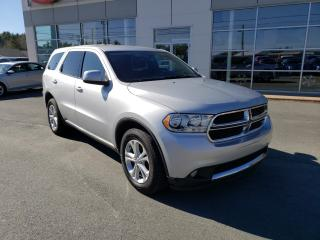 Used 2011 Dodge Durango SXT AWD. 7 passenger. Great cond. for sale in Hebbville, NS