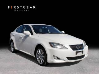 Used 2007 Lexus IS 250 AWD I Leather for sale in Toronto, ON