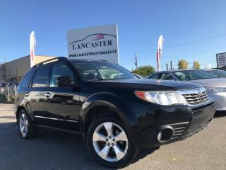 Used 2010 Subaru Forester X Touring for sale in Ottawa, ON
