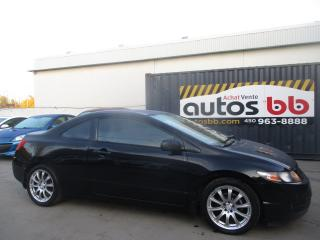 Used 2009 Honda Civic 2 portes, AUTOMATIQUE for sale in Laval, QC