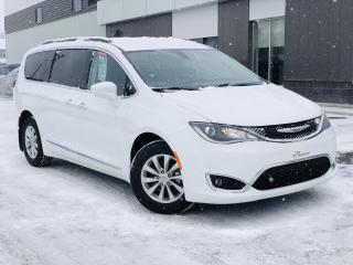 Used 2017 Chrysler Pacifica Touring-L Cuir Gps for sale in Ste-Marie, QC