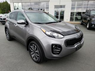 Used 2018 Kia Sportage EX. AWD. Leather, camera. for sale in Hebbville, NS