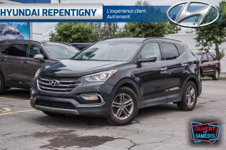 Used 2017 Hyundai Santa Fe Sport PREMIUM AWD**SYSTÈME DE NAVIGATION** for sale in Repentigny, QC