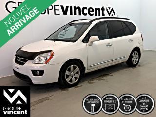 Used 2008 Kia Rondo EX ** CLIMATISEUR ** Véhicule familiale à petit prix et à bas kilométrage! for sale in Shawinigan, QC
