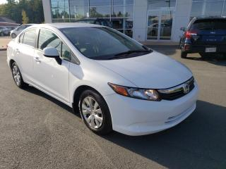 Used 2012 Honda Civic LX Auto. New MVI. New tires. for sale in Hebbville, NS