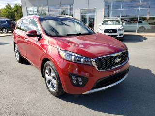 Used 2016 Kia Sorento 3.3L SX SX V6 7 Pass. Leather. Roof. for sale in Hebbville, NS