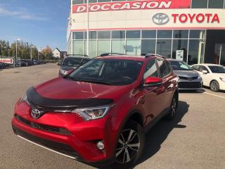 Used 2016 Toyota RAV4 XLE **MAGS/CAMERA/PEA PLATINE 2023 120K** for sale in St-Eustache, QC