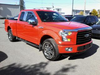 Used 2016 Ford F-150 **SUPER CAB ** XLT SPORT V8 5.0L for sale in St-Jérôme, QC
