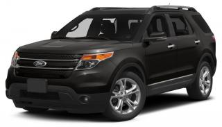 Used 2013 Ford Explorer Limited. 7 pass. Leather, Navi, Roof. New MVI. for sale in Hebbville, NS