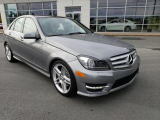 Used 2013 Mercedes-Benz C-Class 3.5Lt. AWD. Mint. AMG Package. for sale in Hebbville, NS