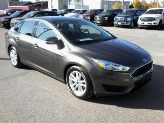 Used 2016 Ford Focus SE + A/C + CRUISE + 5679 KM 2.9% FINANCE for sale in St-Jérôme, QC
