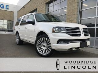 Used 2017 Lincoln Navigator Select for sale in Calgary, AB