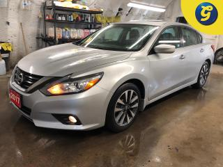Used 2017 Nissan Altima SV * Power sunroof * Phone connect * Voice recognition * Remote start * Nissan connect touchscreen * Back up camera * Blindspot assist * Heated front for sale in Cambridge, ON