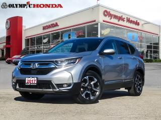 Used 2017 Honda CR-V Touring for sale in Guelph, ON