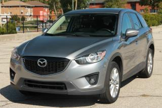 Used 2015 Mazda CX-5 GT NAVI | Leather | Suroof | NO Accidents for sale in Waterloo, ON