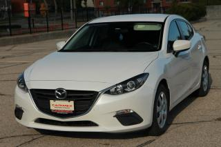 Used 2015 Mazda MAZDA3 GX Bluetotooth | CERTIFIED for sale in Waterloo, ON