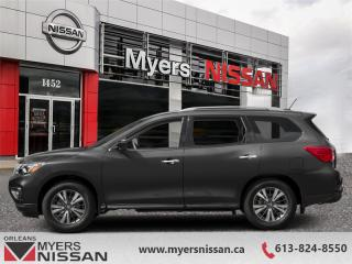 Used 2020 Nissan Pathfinder SV Tech  - Navigation -  Heated Seats - $296 B/W for sale in Orleans, ON
