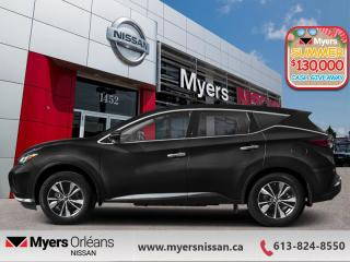 New 2020 Nissan Murano S  -  - FREIGHT - AC TAX - $209 B/W for sale in Orleans, ON