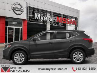 Used 2019 Nissan Qashqai AWD SL CVT  - Sunroof - $221 B/W for sale in Orleans, ON