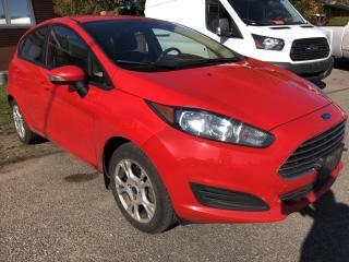 Used 2015 Ford Fiesta SE Auto with Heated Seats, Bluetooth, AutoStart, Cruise, Pwr Windows, Keyless Entry and Alloys! for sale in Kemptville, ON