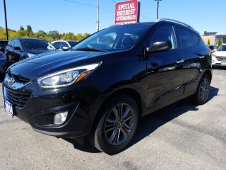 Used 2014 Hyundai Tucson GLS SUNROOF !! BLUE TOOTH !!  REAR CAMERA !!  HEATED SEATS !! for sale in Cambridge, ON