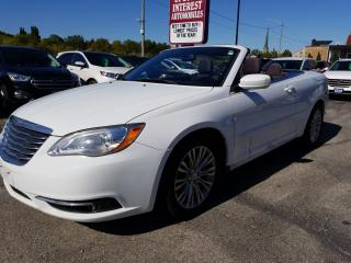 Used 2012 Chrysler 200 Touring for sale in Cambridge, ON