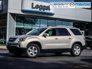 Used 2010 GMC Acadia SLE for sale in Burlington, ON