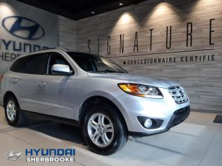 Used 2010 Hyundai Santa Fe GL+AWD+V6+A/C+BLUETOOTH+CRUISE+MAGS for sale in Sherbrooke, QC