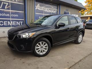 Used 2014 Mazda CX-5 Gx + 4x4 + mag + bluetooth for sale in Boisbriand, QC