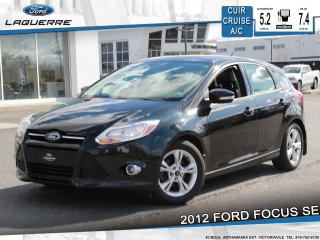 Used 2012 Ford Focus SE**BLUETOOTH*CRUISE*A/C*GR. ELECTRIQUE** for sale in Victoriaville, QC