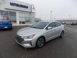 Used 2019 Hyundai Elantra Luxury for sale in Lethbridge, AB