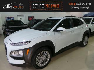 Used 2019 Hyundai KONA 2.0L Luxury LUXURY AWD| APPLE CARPLAY| SUNROOF| LTHR for sale in Vaughan, ON
