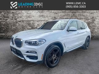 Used 2018 BMW X3 xDrive30i Premium Package Essential! for sale in Woodbridge, ON