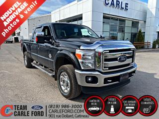 Used 2015 Ford F-250 Ford Super Duty F-250 Lariat 2015, Cuir, for sale in Gatineau, QC