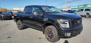 Used 2017 Nissan Titan PRO 4X for sale in Mount Pearl, NL