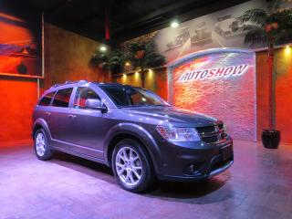Used 2017 Dodge Journey GT AWD - R.Start, Htd Wheel & Lthr!! for sale in Winnipeg, MB
