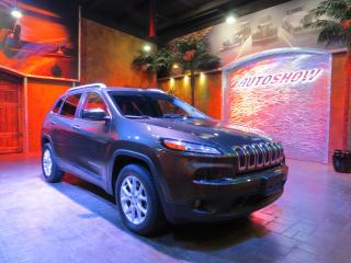 Used 2015 Jeep Cherokee North 4WD - R.Start, B.Tooth, Pwr Hatch!! for sale in Winnipeg, MB