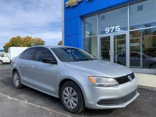 Used 2011 Volkswagen Jetta Trendline 2.0 6sp w/Tip for sale in Gatineau, QC