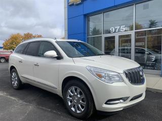 Used 2015 Buick Enclave AWD Premium for sale in Gatineau, QC