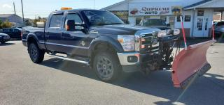 Used 2012 Ford F-250 LARIAT for sale in Mount Pearl, NL