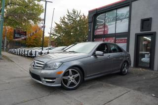 Used 2012 Mercedes-Benz C-Class C 300 berline 4 portes 4MATIC for sale in Laval, QC